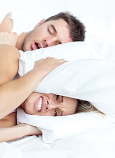 sleep apnea snoring